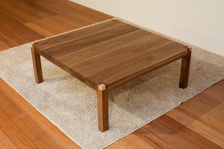 ナホさんのローテーブル1