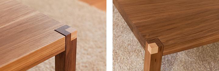 ナホさんのローテーブル2