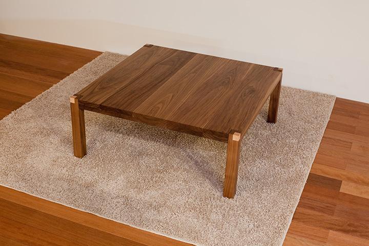 ナホさんのローテーブル3